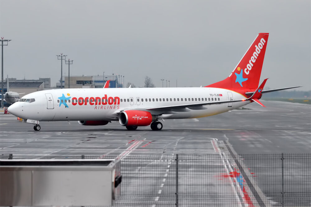 Corendon 737