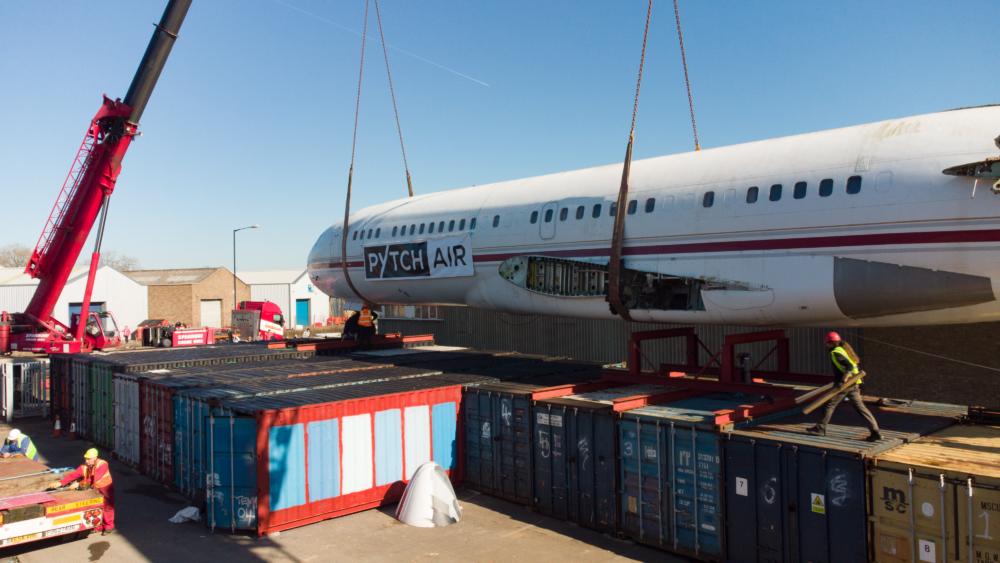 PytchAir 727