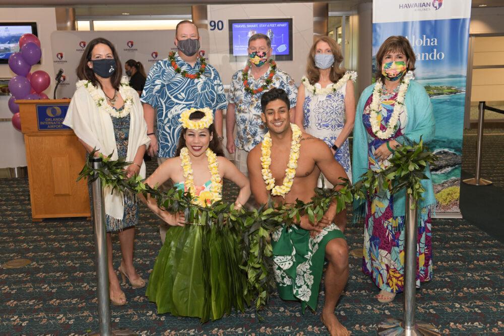 Hawaiian Celebration
