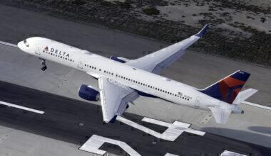 Delta Boeing 757
