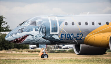 E190-E2 Jet