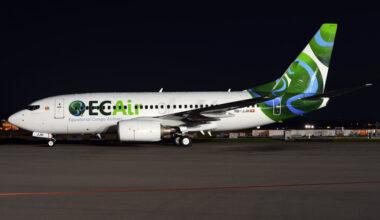 ECAir 737-700