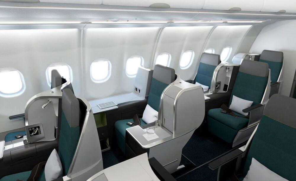 EI A321LR business