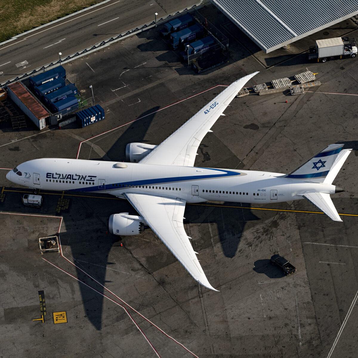 El Al Begins Rapid COVID-19 Tests At Check-In