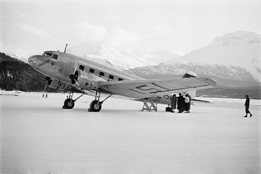 Swissair Douglas DC-2