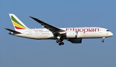 Ethiopian 787