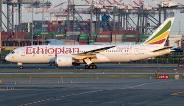 Ethiopian Airlines B787