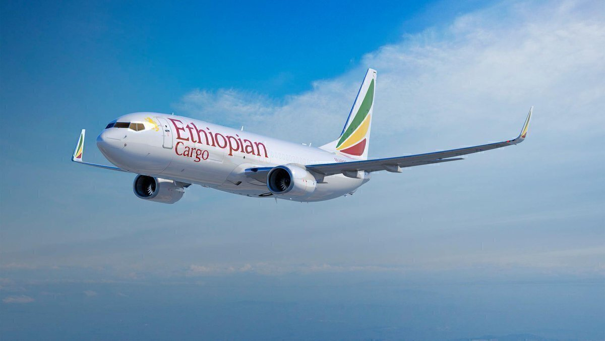 Ethiopian Airlines B737-800FS