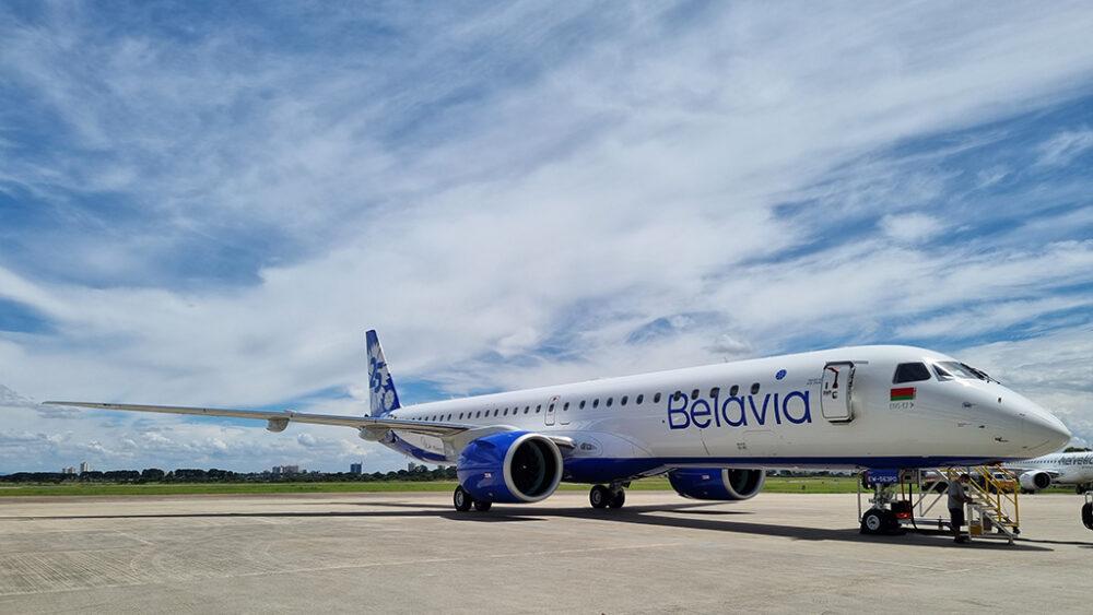 E195E2 Belavia