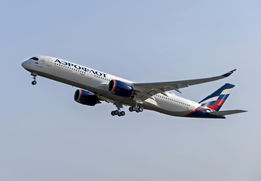 Aeroflot-one-year-a350