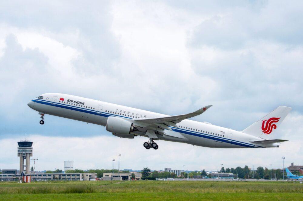 Air China A350-900