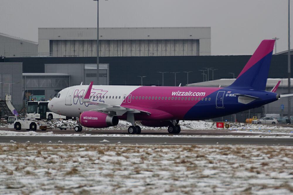 Wizz Air UK A320