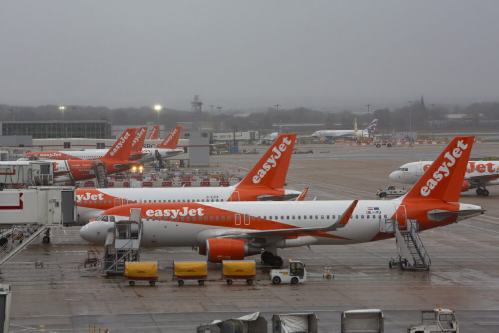 Gatwick Dominance: easyJet Boosted By Norwegian Departure