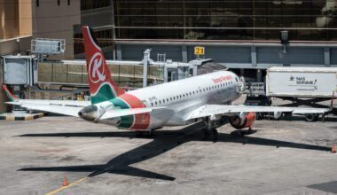 Kenya Airways Pilots pay dispute