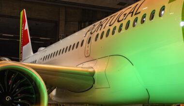 TAP A321LR