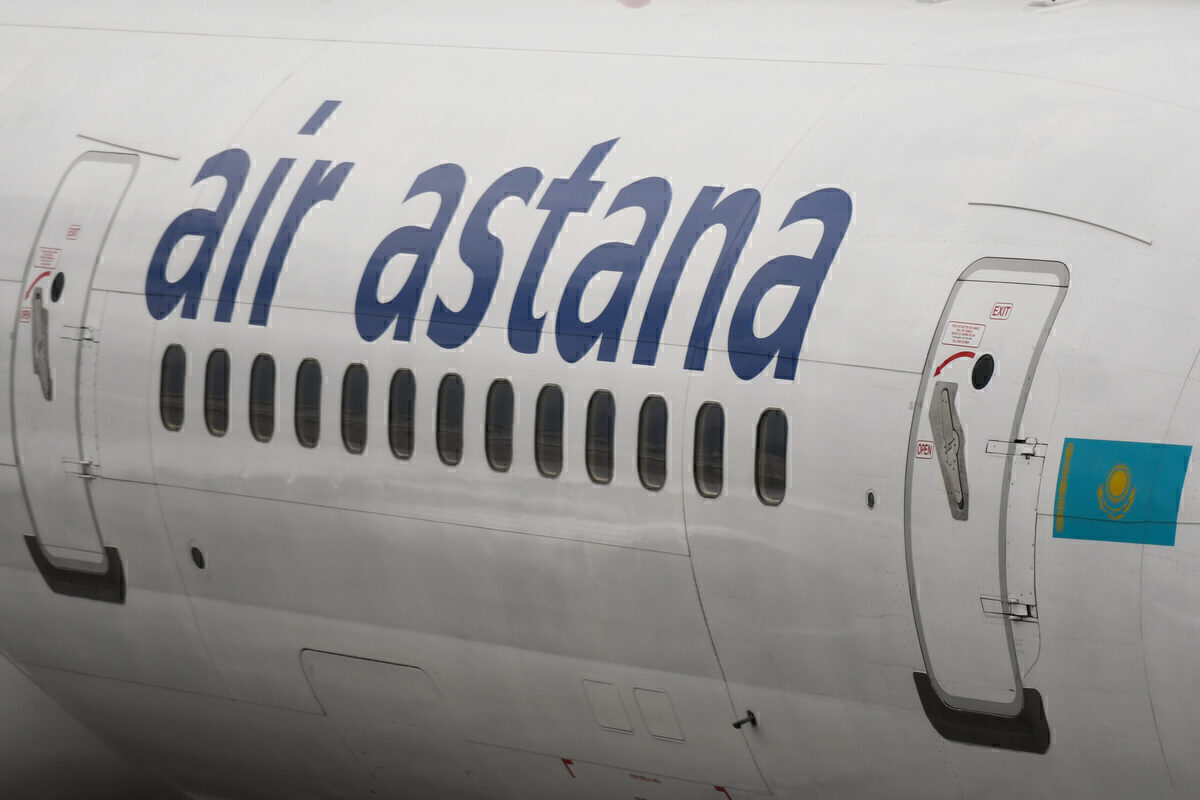 Air Astana Sees Best January And February For Years