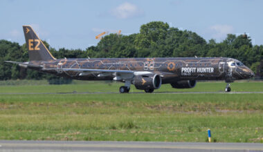 Embraer E-Jet E2 Profit Hunter Getty