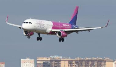 Wizz Air UK A321