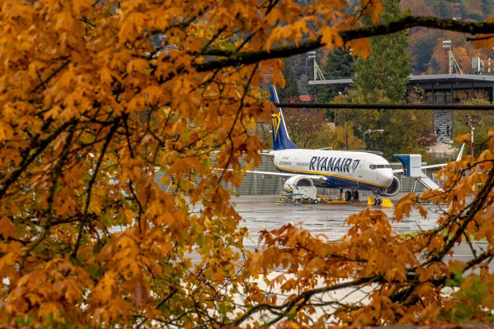 Boeing 737 MAX Ryanair