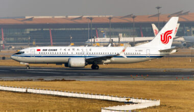Air China Boeing 737 MAX Getty