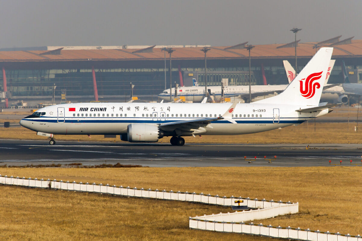 China Not Ready To Recertify The Boeing 737 MAX