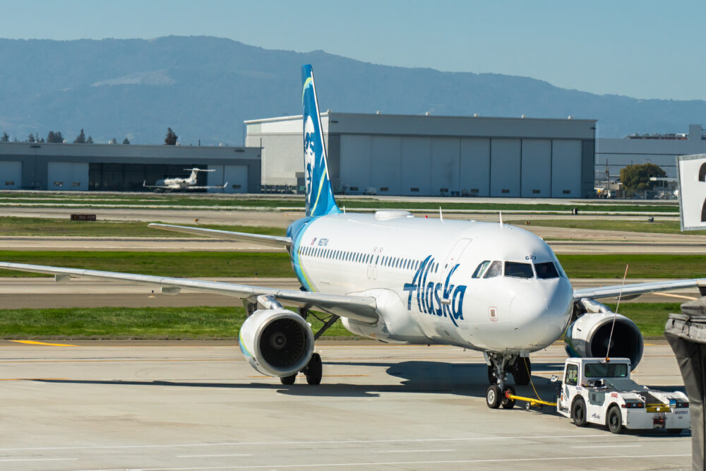 Alaska Airlines Reactivating 10 Airbus A320s To Support Recovery