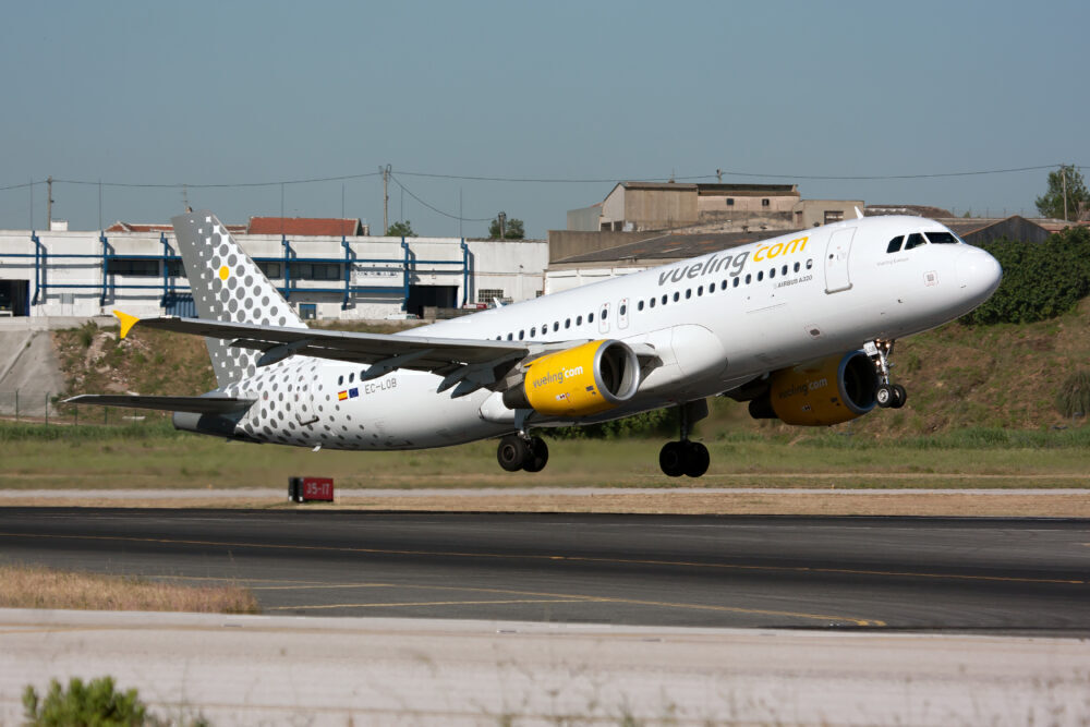 Vueling A320 getty Images