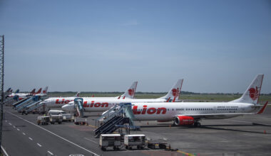 Lion Air Group Getty