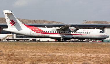 Air Algérie ATR 72