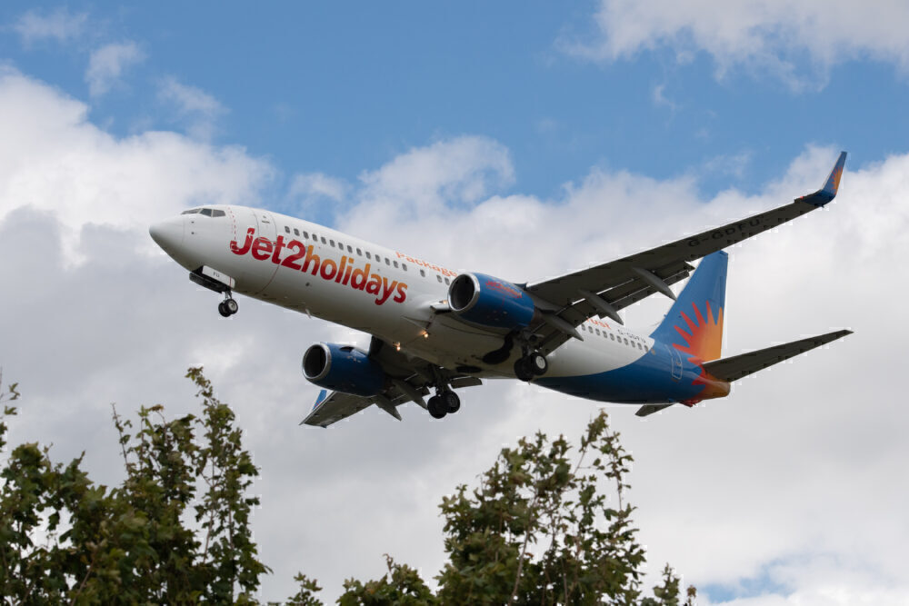 Jet2 B737-800