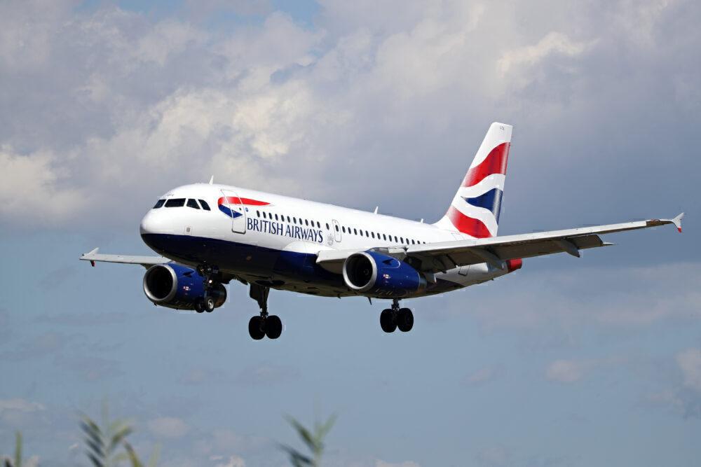 Barcelona British Airways