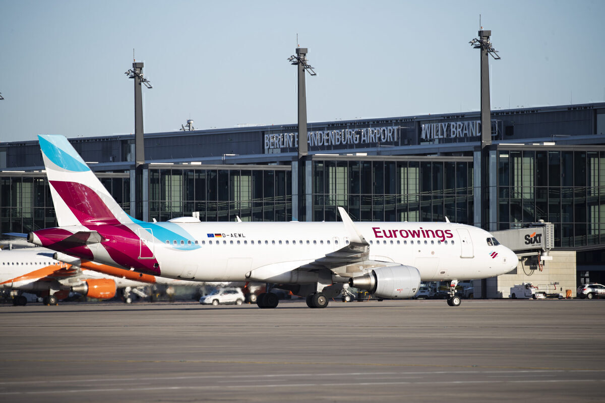 Eurowings To Set Up A Base At Berlin Brandenburg Airport