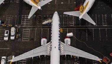 Ryanair, Boeing 737 MAX