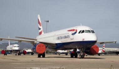 British Airways, United Kingdom, Green List