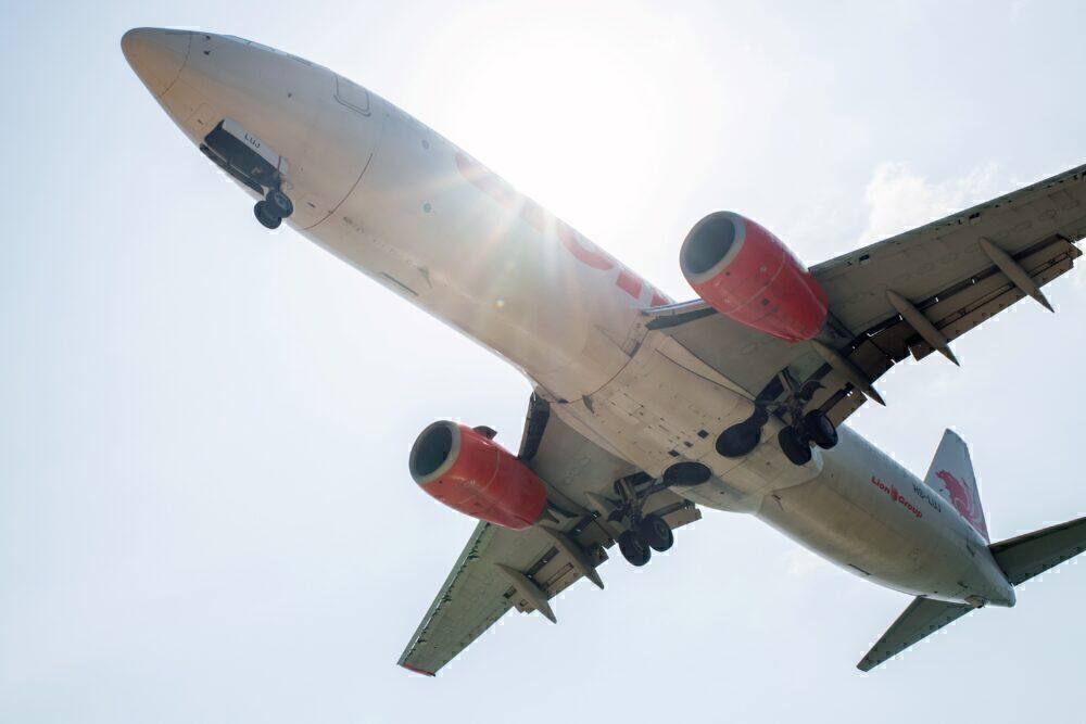 Thai Lion Air 737-800