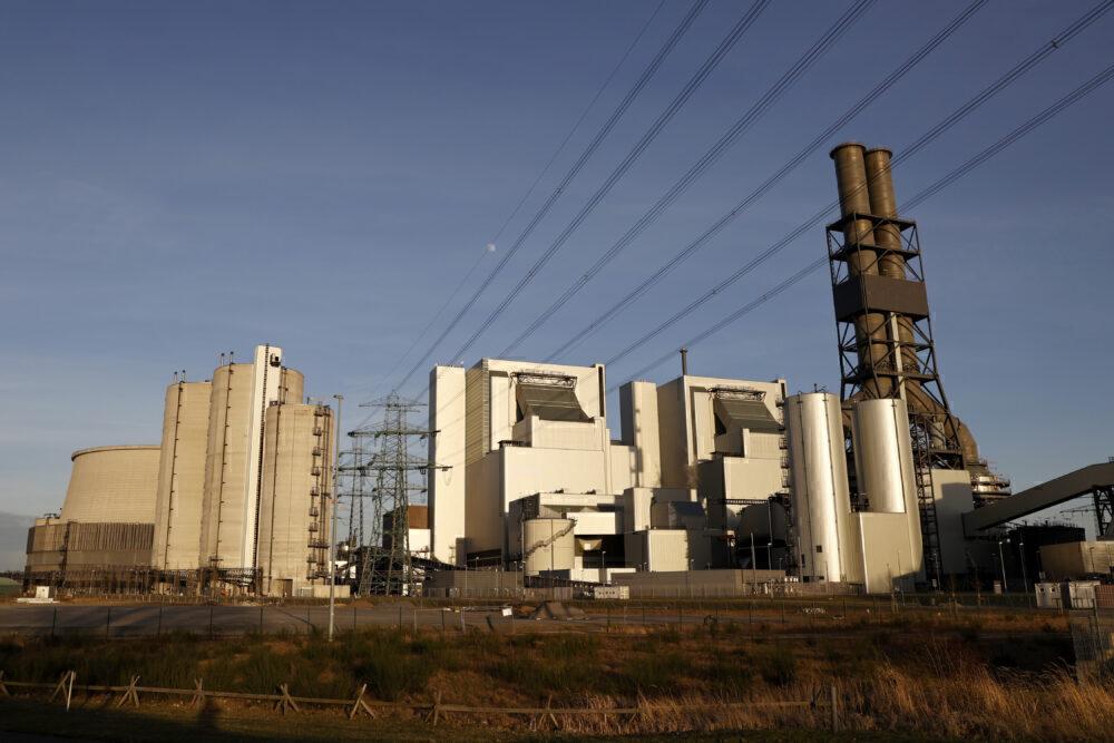 Moorburg power plant