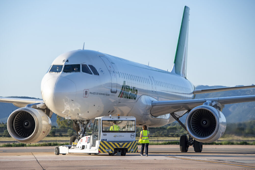 Rehabilitated Alitalia Will Operate 45 Planes With 4,500 Workers