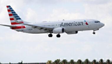 American Boeing 737
