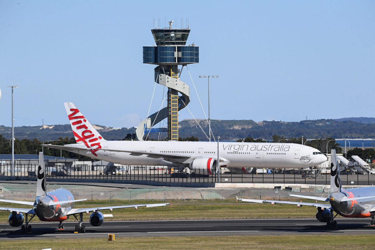 Virgin Australia, Boeing 777
