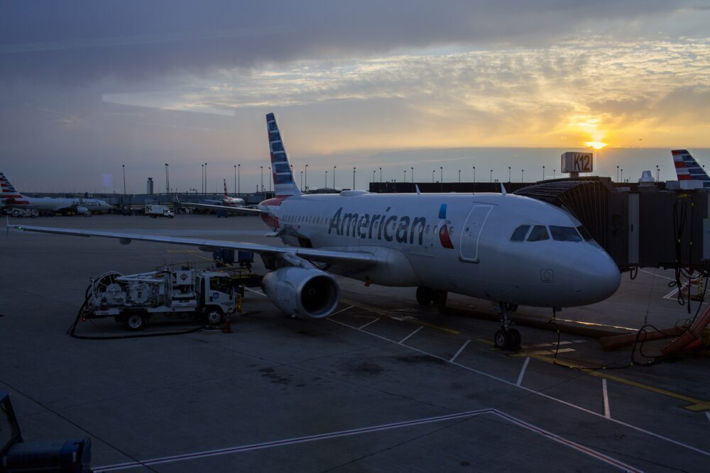 American Airlines Chicago O'Hare
