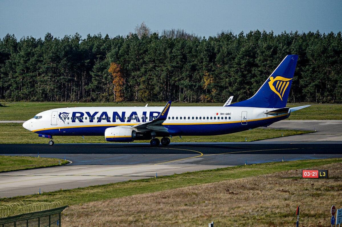 Ryanair, Summer 2021, Covid schedule