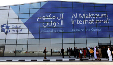 Dubai World Central Airport