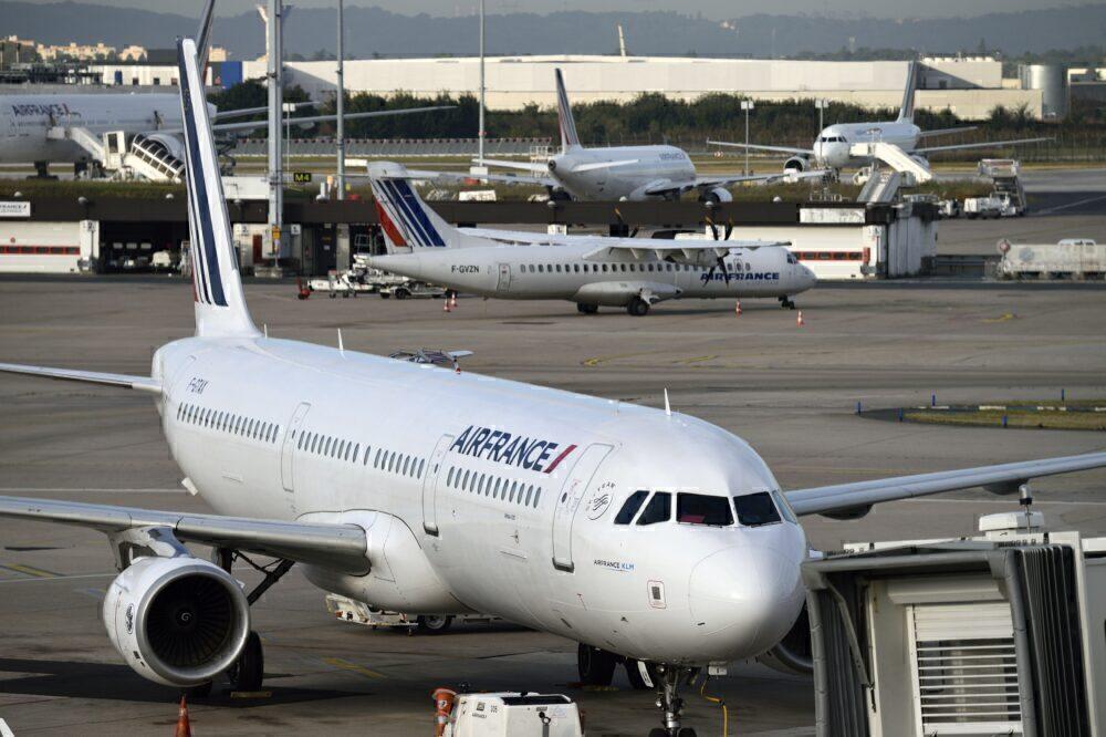 Air France Paris Orly