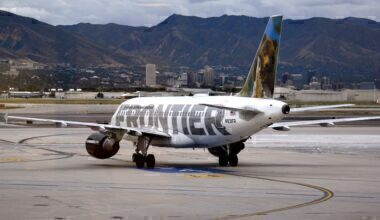 Frontier Airbus A319