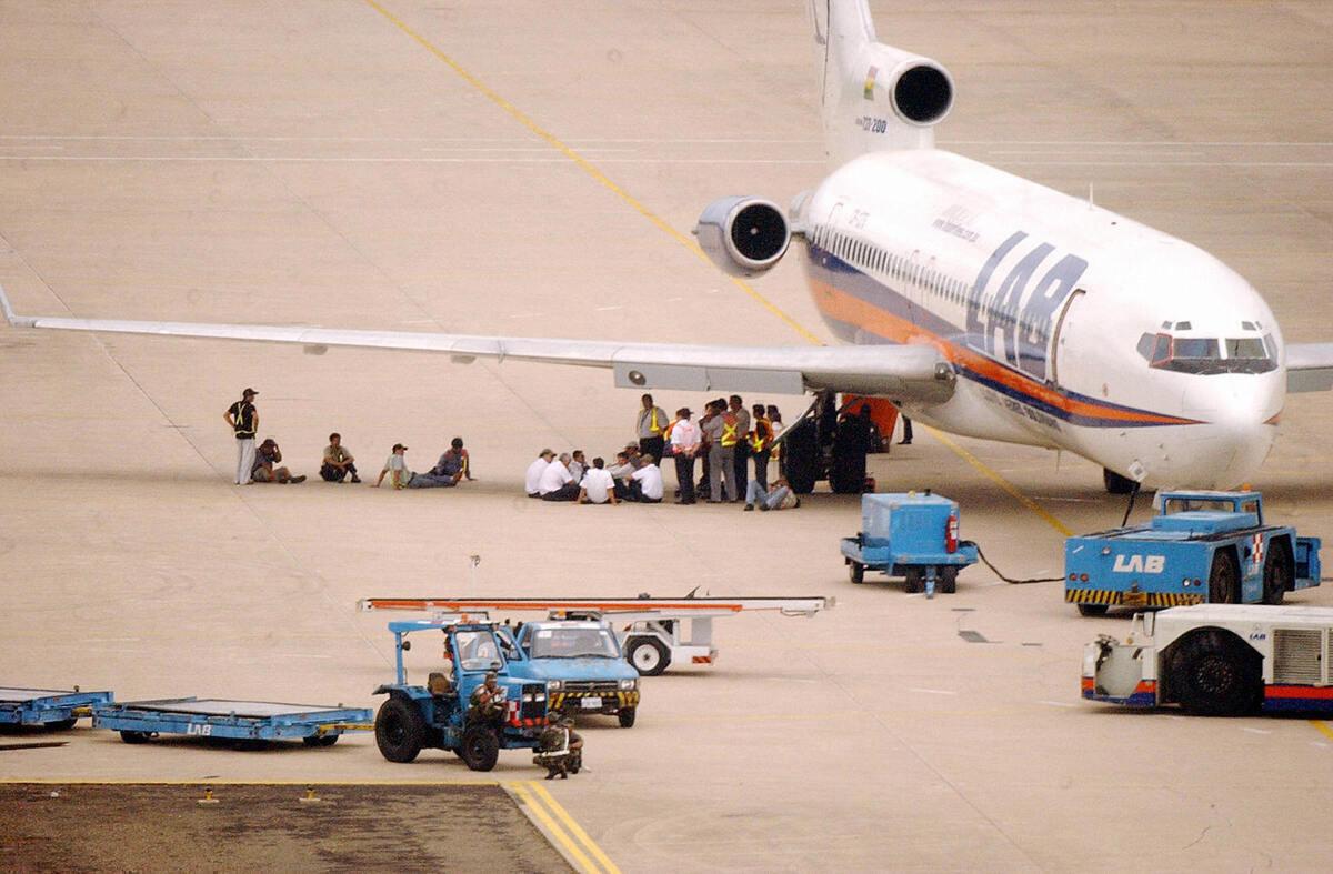 Lloyd Aéreo Boliviano LAB