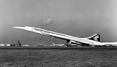 Singapore Airlines Concorde Getty