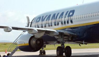 Ryanair, Passengers, Traffic