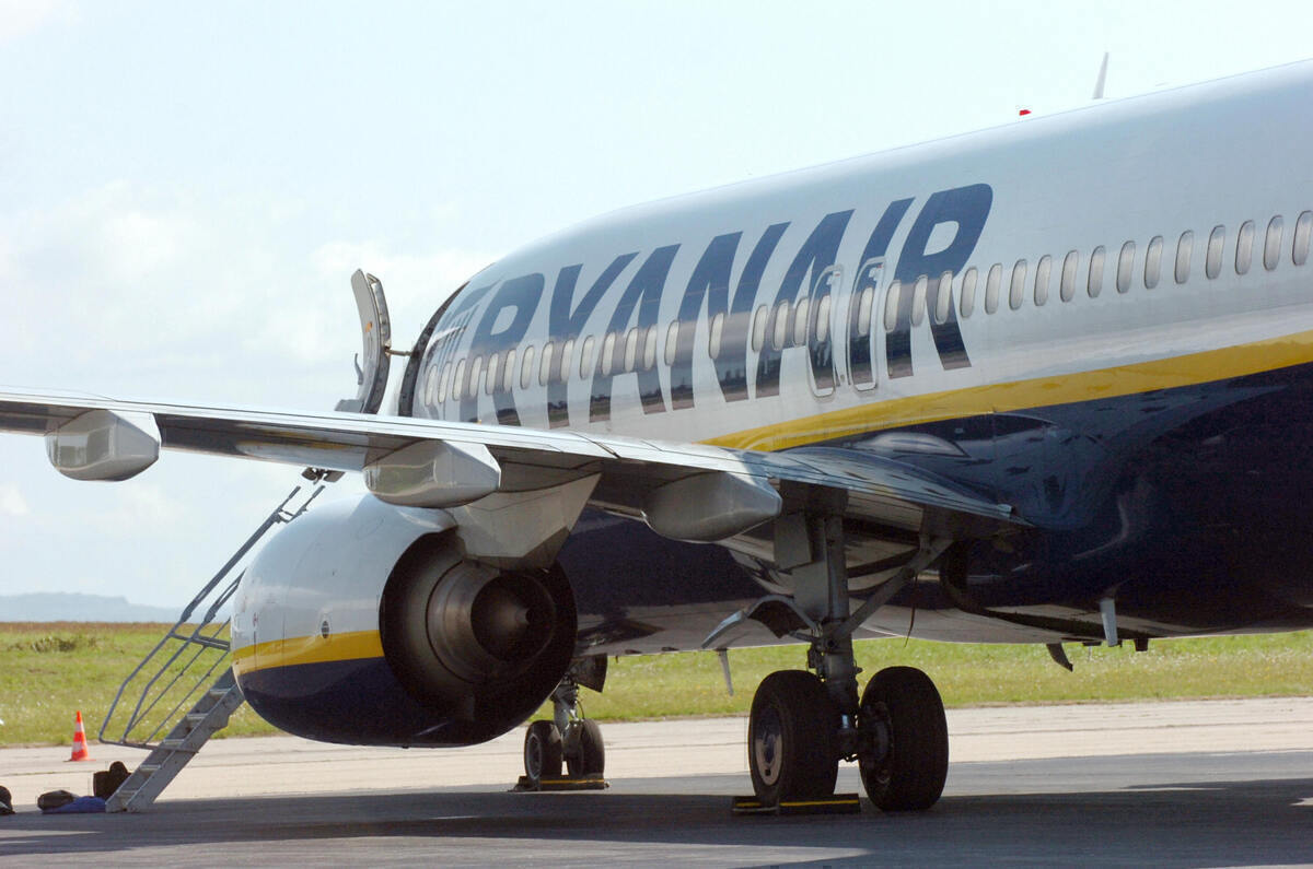 Ryanair Posts Dismal Traffic Figures For February