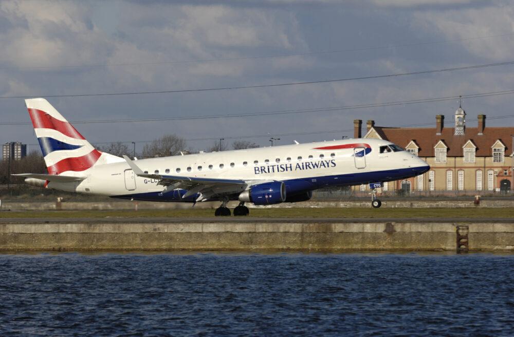 BA Cityflyer ERJ 170