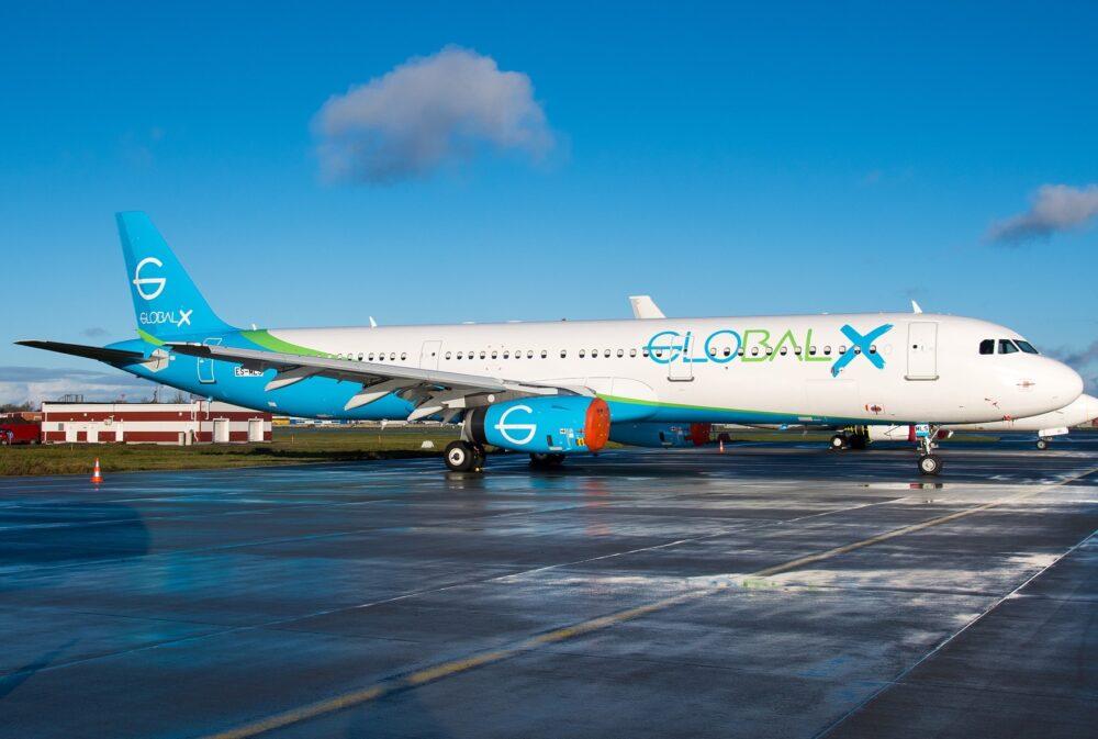 GlobalX A321
